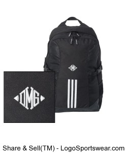 Adidas 25.5L Backpack Design Zoom