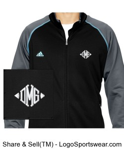 Adidas Golf Climawarm Jacket Design Zoom