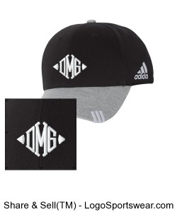 Adidas Golf Collegiate Heather Cap Design Zoom